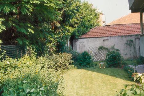 un giardino ombroso lungo e stretto | gardendesign italia - Come Progettare Un Giardino Rettangolare